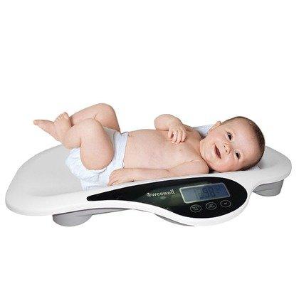 Weewell Cantar digital pentru bebelusi WWD700