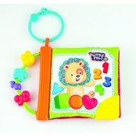 Winfun - Carticica pentru bebelusi cu activitati din material textil care se agata
