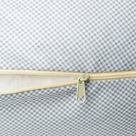 Womar Perna pentru gravide si alaptat COMFORT GRID 170 cm cu poliester Womar AN-PK-17GR