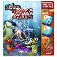 World Alive Set Reincarcare Aqua Dragons Jurassic Time Travel Adventure World Alive W4051