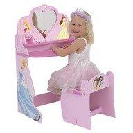 Worlds Apart Masuta Disney Princess cu oglinda si scaun