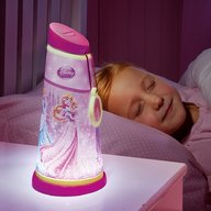 Worldsapart - Veioza 2 in 1 go Glow Disney