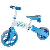Ybike - Yvelo Flippa 2in1 tricicleta si bicicleta fara pedale, Blue