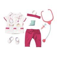 Zapf - Baby born - Set hainute doctor