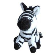 WILD REPUBLIC - Jucarie din plus Zebra , 13 cm