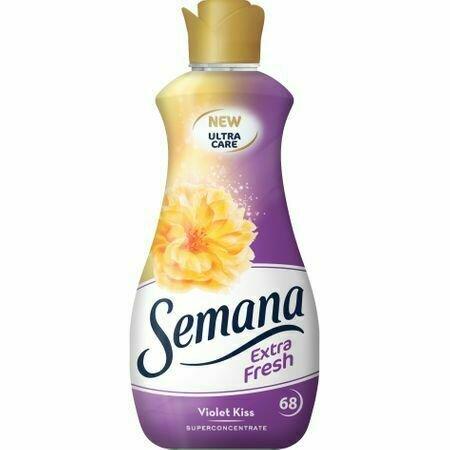 Balsam de rufe superconcentrat Semana Extra Fresh Violet 1.7L