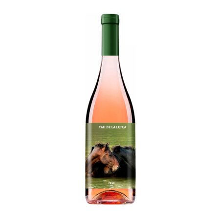 Caii de la Letea Editie Limitata Rose - Feteasca Neagra & Pinot Noir & Syrah 0.75 L