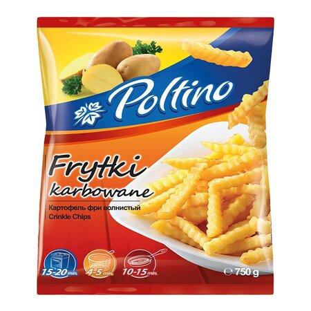 Cartofi pai congelati Poltino 750g