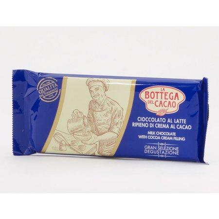 Ciocolata cu lapte Bottega del Cacao 100gr