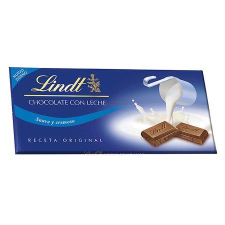 Ciocolata cu lapte Lindt 100gr