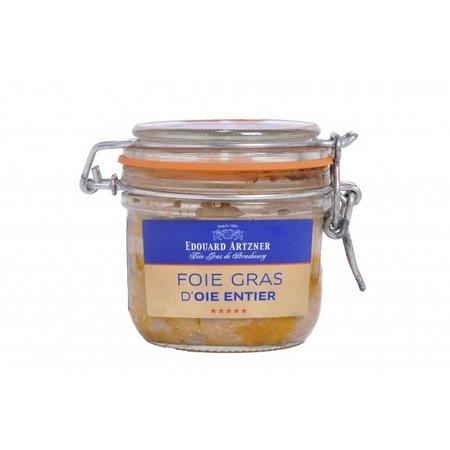 Foie gras de gasca in borcan Edouard Artzner 120gr