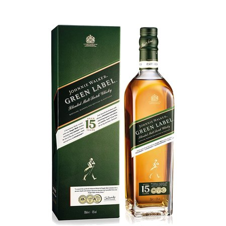 Johnnie Walker Green 15 YO 0.7L