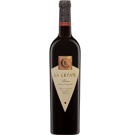 LA CETATE Shiraz 0,75L