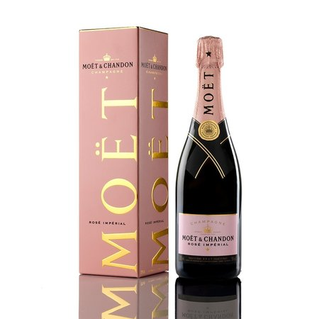 Moet&Chandon Rose Imperial (cutie) 0.75L