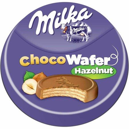 Napolitana invelita in ciocolata Milka Choco Wafer 30g