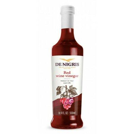 Otet din vin rosu 6% De Nigris 500ml