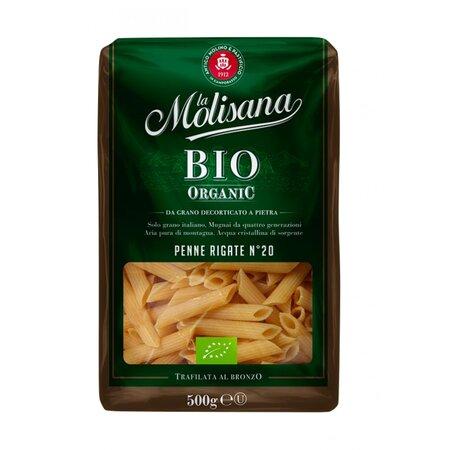 Penne Rigate BIO Organice La Molisana 500g