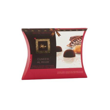 Praline din ciocolata cu rom Oliva 95gr