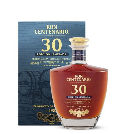 Rom Centenario  30 Edición Limitada - Gift-Box 0.7 l