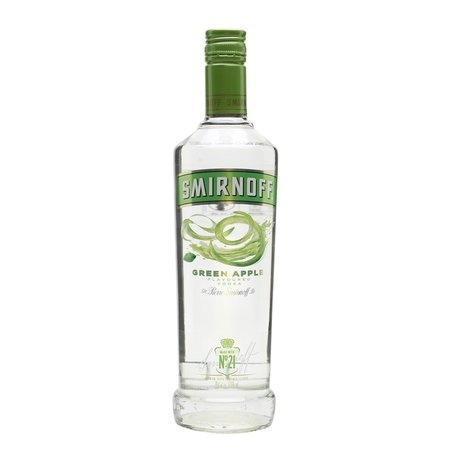 Smirnoff Green Apple 0.7L