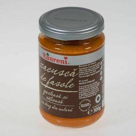 Zacusca de fasole 300g - Raureni