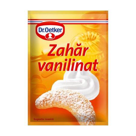 Zahar vanilinat 4 buc/set 8g