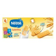 Biscuiti NESTLE Primul biscuit al sugarului, 180g, 6 luni+