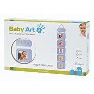 Grafic de crestere cu amprenta Baby Art