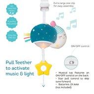Jucarie landou/carucior muzicala - Mini Moon Taf Toys