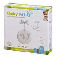 Ornament Keepsake/My pure touch Baby Art