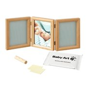 Rama foto cu dubla amprenta My baby touch Baby Art