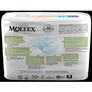 Scutece No. 1 NEWBORN, 22 bucăţi, 2-4 kg, MOLTEX