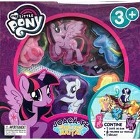 Carte pentru baita din EVA cu figurine My Little Pony