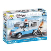 200 PCS ACTION TOWN - vehicul blindat