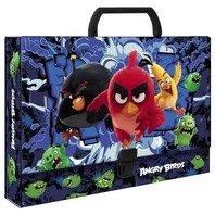Dosar Angry Birds cu maner