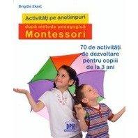 ACTIVITATI DE SEZON DUPA PEDAGOGIA MONTESORII