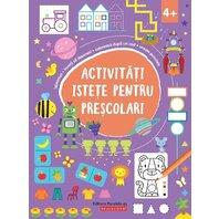 ACTIVITATI ISTETE PENTRU PRESCOLARI (4 ANI+)