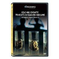 DVD Cele mai ciudate povesti cu OZN-uri din lume: Adevarul despre Roswell