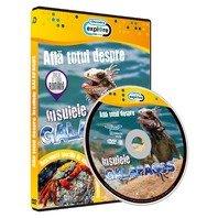 DVD Afla totul despre insulele Galapagos