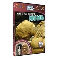 DVD Afla totul despre mumii