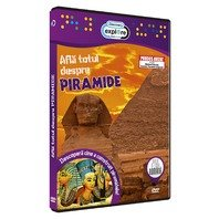 DVD Afla totul despre piramide