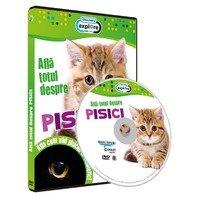 DVD Afla totul despre pisici