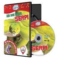 DVD Afla totul despre serpi