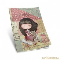 Anekke Caiet A4 foaie velina, soft cover