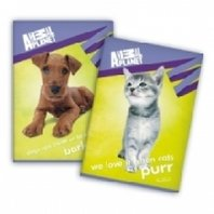 Animal Planet Cute Caiet A5, 16 file