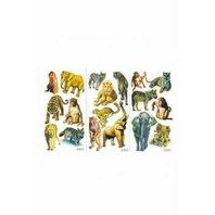 Animal Planet Sticker animale