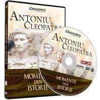 DVD Momente din istorie: Antoniu si Cleopatra