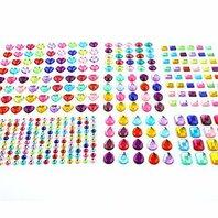 Art&Craft aplicatii pietricele colorate