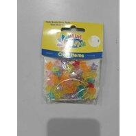 Art & Craft Stelute de plastic si snur de nylon, 12g