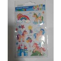 Art&Craft Stickere Unicorn poze
